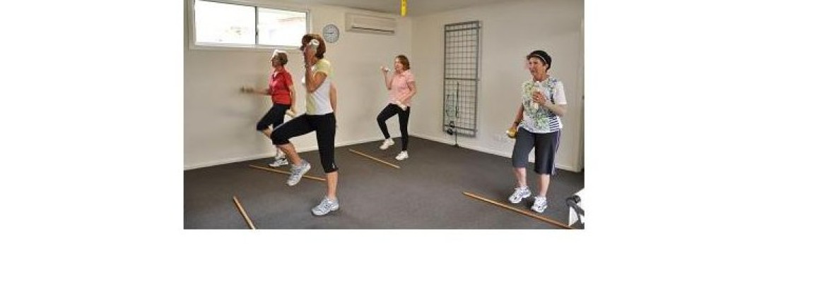 Fit n 50's Exercise Class